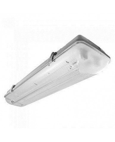 Andromeda Tooless Fluorescent Fitting